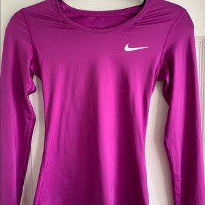 Full sleeve Nike workout shirt!